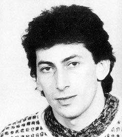"""Давид Тертерян в 1987 году. Фото с сайта """"Фонтанка.ру"""""""