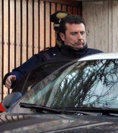 """Арест капитана """"Коста Конкордиа"""". Фото (c)AFP"""