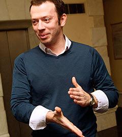 Алексей Ратманский. Фото РИА Новости, Илья Питалев
