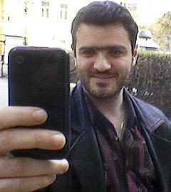 "Николай ""Монобровь"" Чернявский. Фото с сайта streetmob.org"
