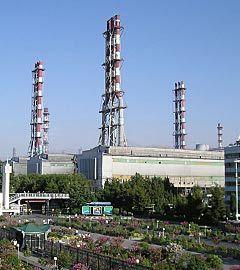 Таджикский алюминиевый завод TALCO. Фото с сайта talco.com.tj