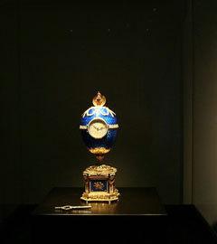Яйцо Фаберже. Фото с сайта Christie's