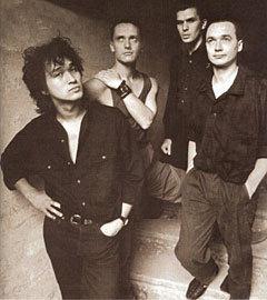 """Группа """"Кино"""". Фото со страницы на LastFM"""
