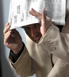 Подозреваемый в убийстве двух жительниц Казани Игорь Данилевский во время слушания его дела в Вахитовском суде Казани. Фото РИА Новости, Максим Богодвид