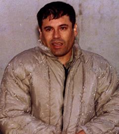 "Лидер картеля ""Синалоа"" Хоакин Гусман Лоэра. Фото Reuters"