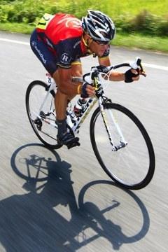 "Армстронг на ""Тур де Франс"" - 2010. Фото (c)AFP"