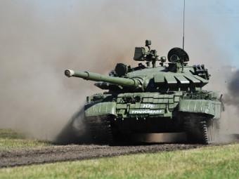 Т-62. Фото Павла Лисицына