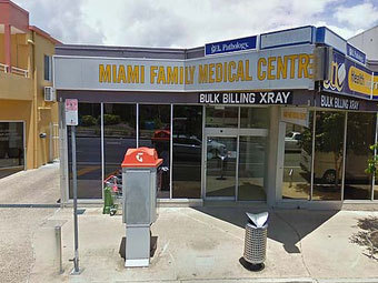 Miami Family Medical Centre. Изображение из сервиса Google Street View