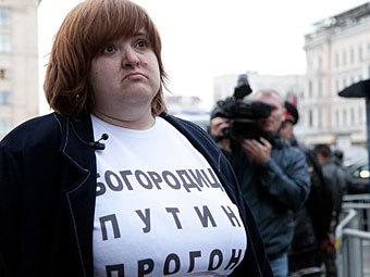 Виолетта Волкова. Фото RFE/RL