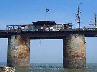 Княжество Силенд. Фото с сайта wikipedia.org автора  R i c h a r d
