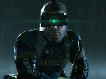 Скриншот Metal Gear Solid: Ground Zeroes