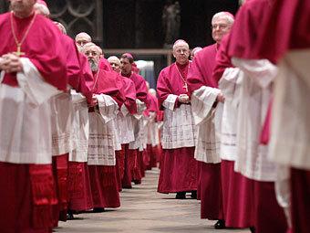 Конференция католических епископов Германии. Фото из архива Reuters