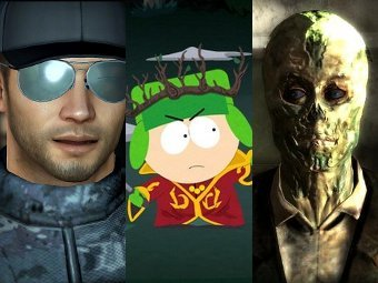 Скриншоты Alpha Protocol, South Park: The Stick of Truth, Fallout: New Vegas