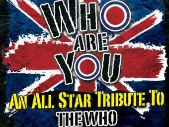 "Фрагмент обложки компиляции ""Who Are You: An All-Star Tribute To The Who"""