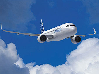 Airbus A320neo. Фото Airbus