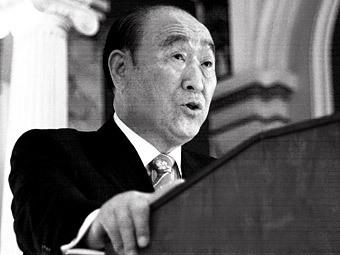 Мун Сон Мен. Фото из архива Reuters
