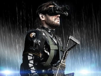 Арт к Metal Gear Solid: Ground Zeroes