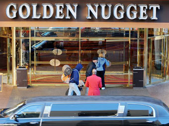 Казино Golden Nugget. Фото (c)AFP