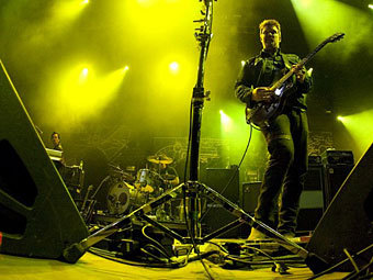 Queens of the Stone Age. Фото (c)AFP
