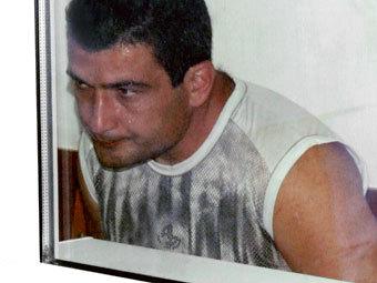 Владимир Амбарцумов во время рассмотрения ходатайства об аресте в Пятигорском городском суде. Фото ИТАР-ТАСС