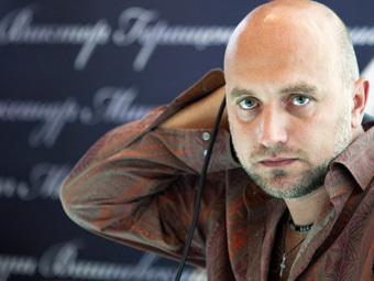 Захар Прилепин. Фото РИА Новости, Антон Белицкий