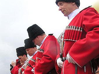 Кубанские казаки. Фото с сайта yuga.ru