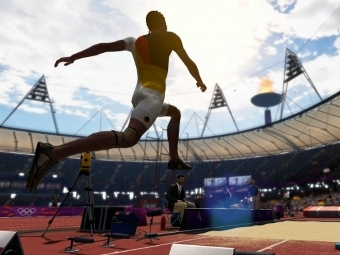 Скриншот London 2012: The Official Video Game of the Olympics Games