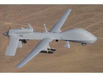 MQ-1C Gray Eagle. Фото с сайта ga-asi.com