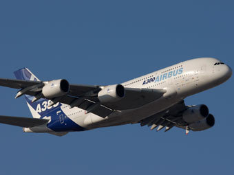 Airbus-380. Фото Reuters