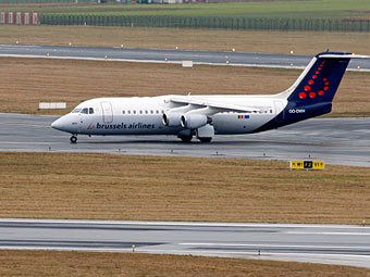 Самолет Brussels Airlines. Фото Reuters