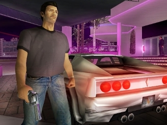 Скриншот GTA: Vice City