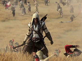 Скриншот Assassin's Creed 3