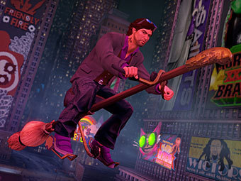 Скриншот Saint's Row The Third