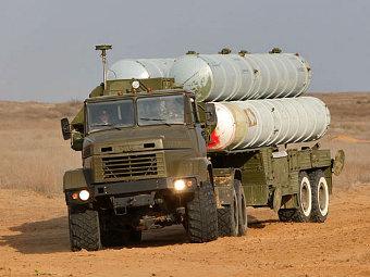 С-300. Фото с сайта mil.ru