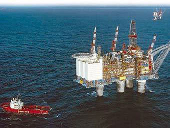 List of oil and gas fields of the North Sea