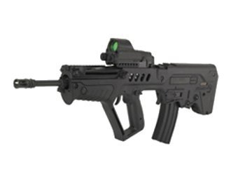 TAVOR. Фото с сайта israel-weapon.com