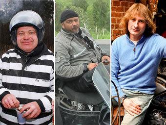 Задержанные в Ираке байкеры. Фото с сайта ruriders.com