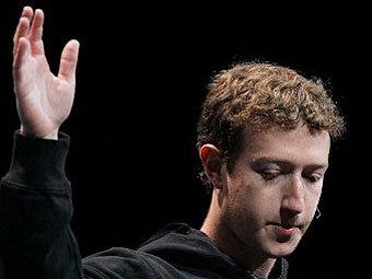 Марк Цукерберг. Фото (c)AFP