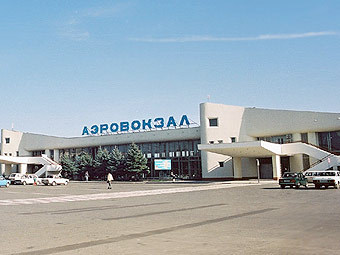Аэропорт Ростова-на-Дону. Фото с сайта airport-technology.com
