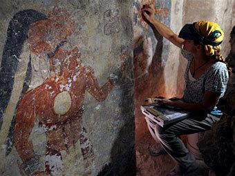 Раскопки в Шультуне. Фото (c)AP