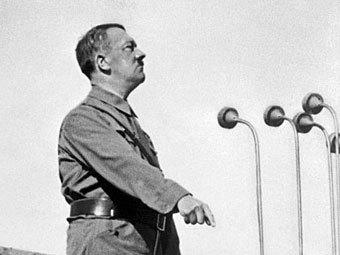 Адольф Гитлер. Архивное фото (c)AFP
