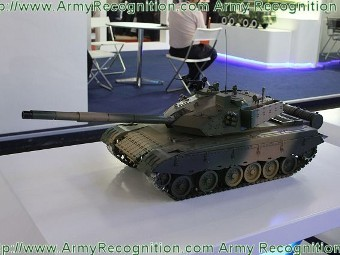 VT-2. Фото с сайта armyrecognition.com