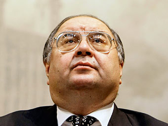 Алишер Усманов. Фото Reuters