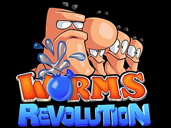 Логотип Worms Revolution