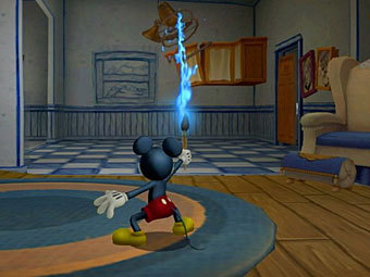 Скриншот Epic Mickey: The Power Of Two