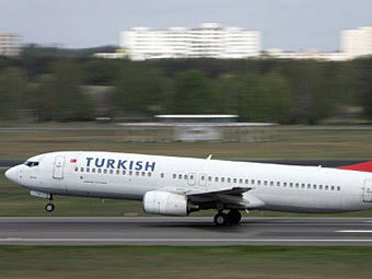 Самолет Turkish Airlines. Фото (c)AFP