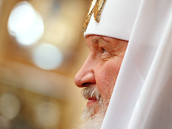Патриарх Московский и всея Руси Кирилл. Фото ИТАР-ТАСС, Александра Мудрац