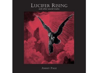 "Обложка альбома ""Lucifer Rising and Other Sound Tracks"""