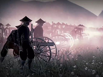 Скриншот Total War Shogun 2: Fall of the Samurai