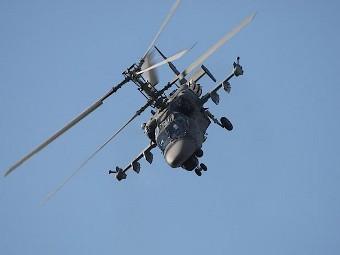 Ка-52. Фото с сайта kamov.ru